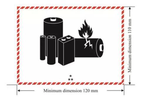 带电产品的分类和基本运输要求